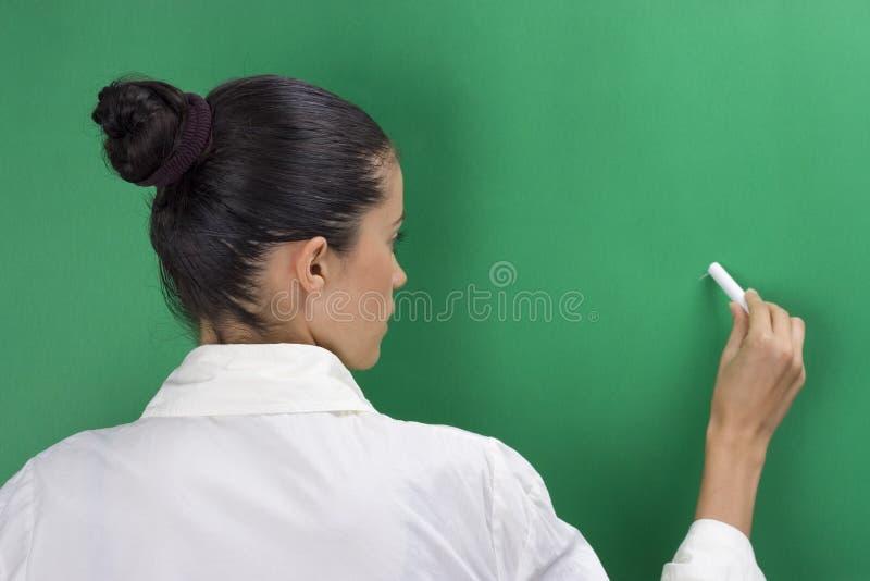 детеныши учителя стоковая фотография