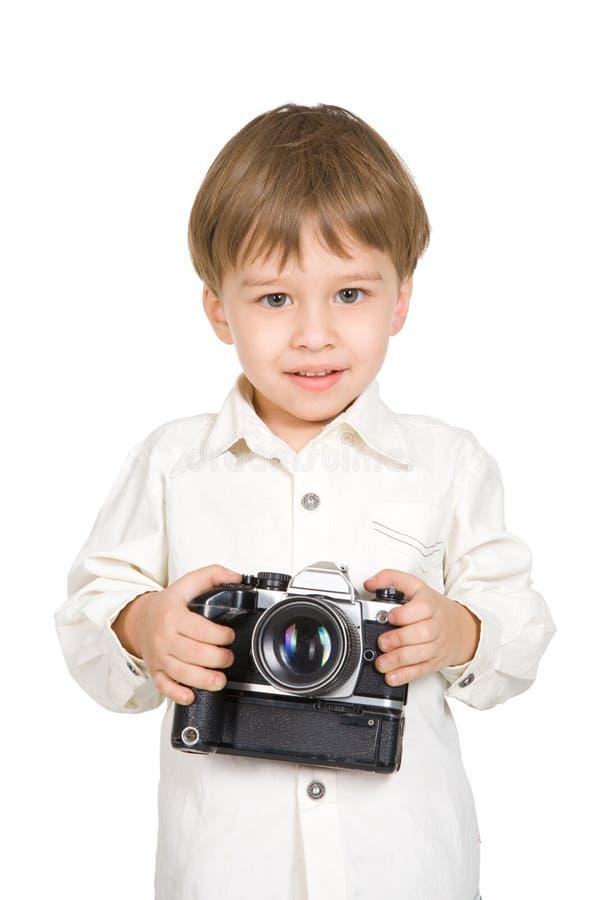 детеныши фотографа стоковые изображения rf