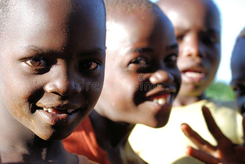 дети Уганда