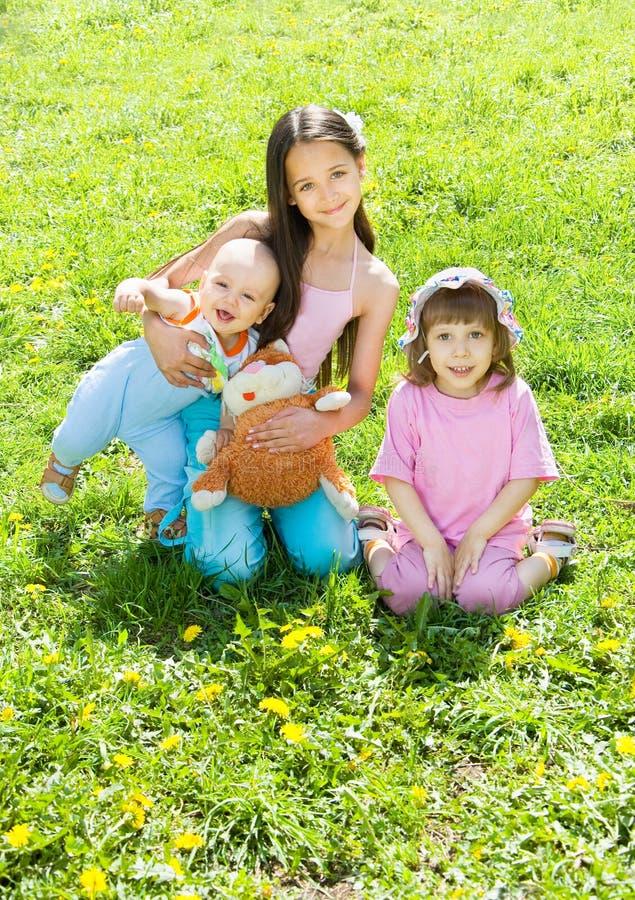 дети 3 стоковое фото rf