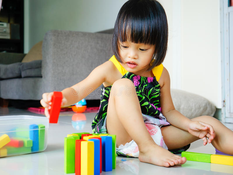Download Детская игра стоковое фото. изображение насчитывающей цвет - 41658048