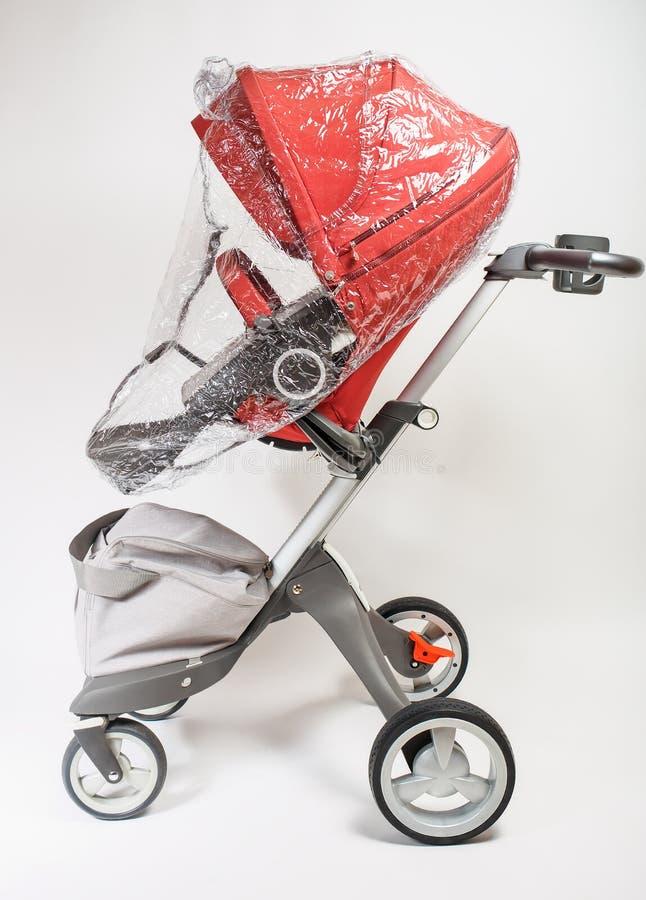Детская дорожная коляска элиты Норвегии стоковое фото