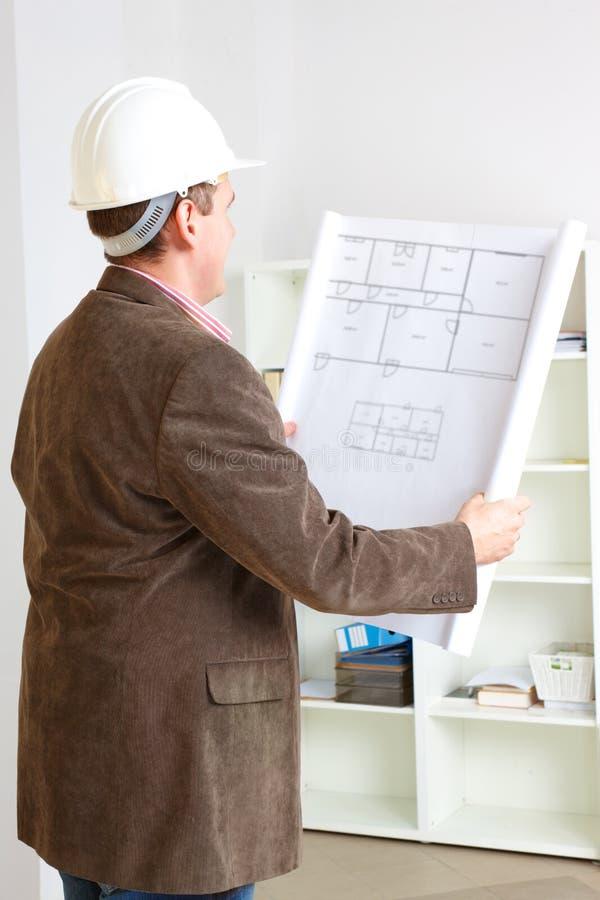 Download деятельность плана архитектора Стоковое Фото - изображение насчитывающей жизнерадостно, пол: 18381888