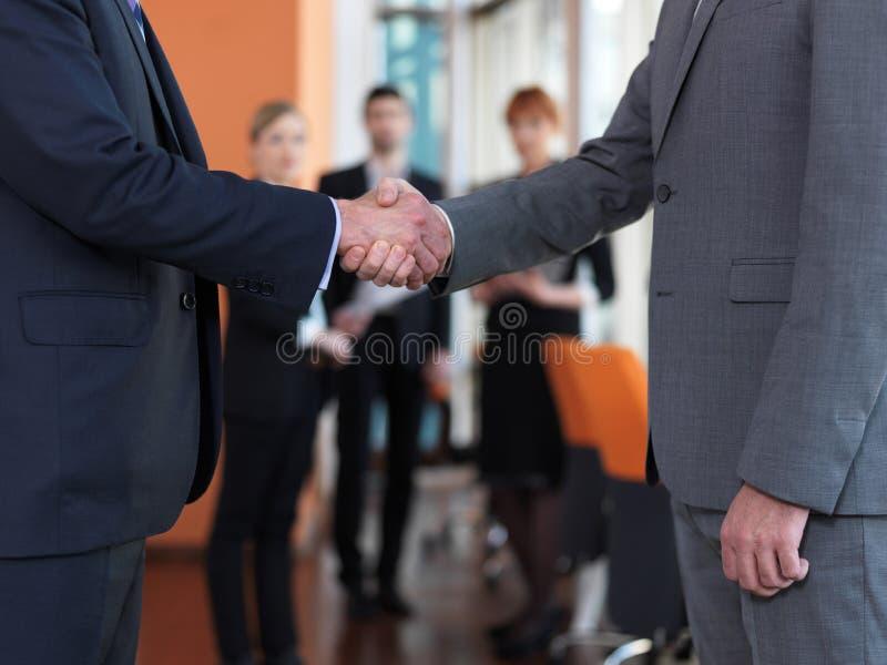 Деловые партнеры стоковая фотография rf