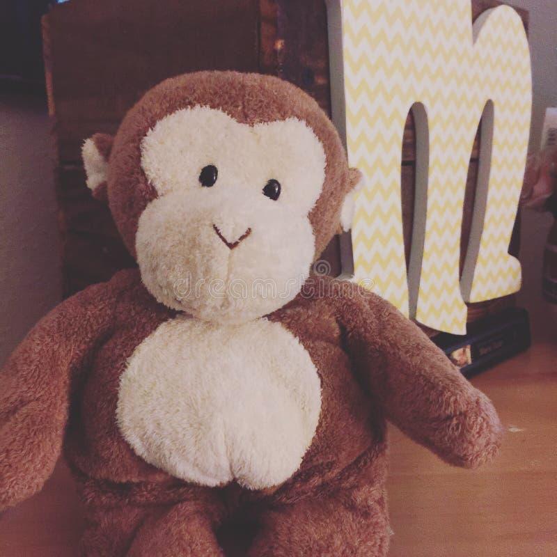 Дело обезьяны стоковая фотография