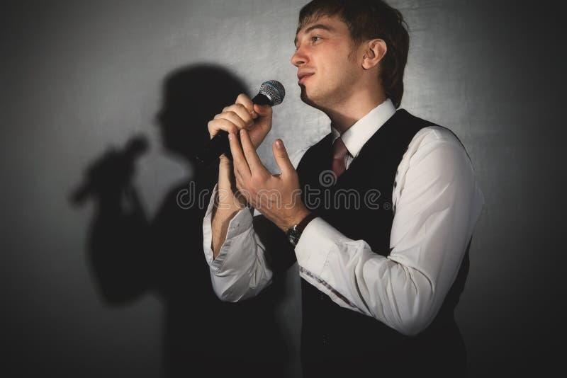 Джазовый музыкант стоковое изображение
