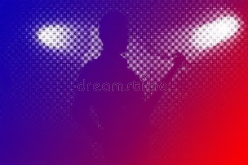 Джаз диапазона музыки стоковые фото