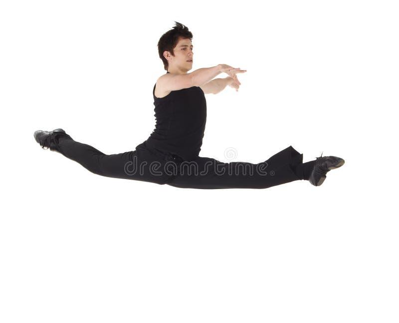 джаз танцора самомоднейший стоковые изображения