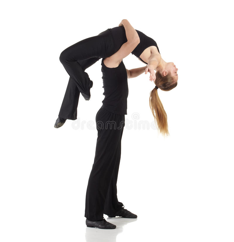 джаз танцора самомоднейший стоковое изображение rf