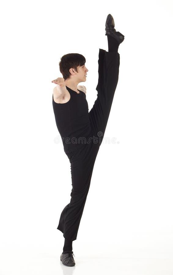 джаз танцора самомоднейший стоковые фото