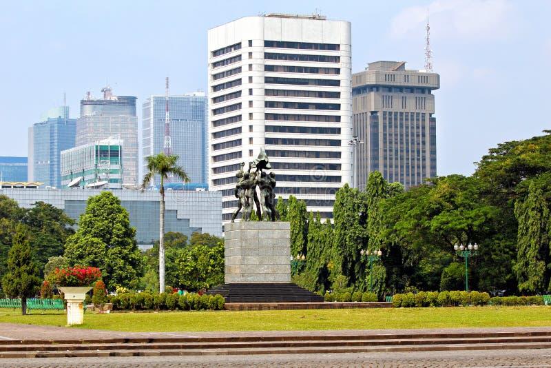 Джакарта стоковое фото