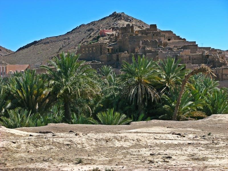 Джебель Загора, Марокко стоковые изображения rf