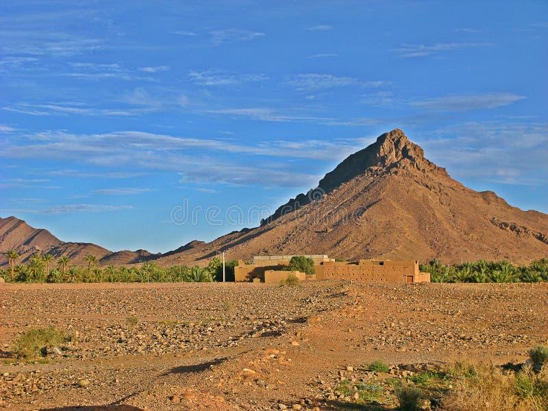 Джебель Загора, Марокко стоковое изображение rf