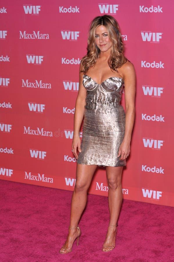 Дженнифер Aniston стоковая фотография