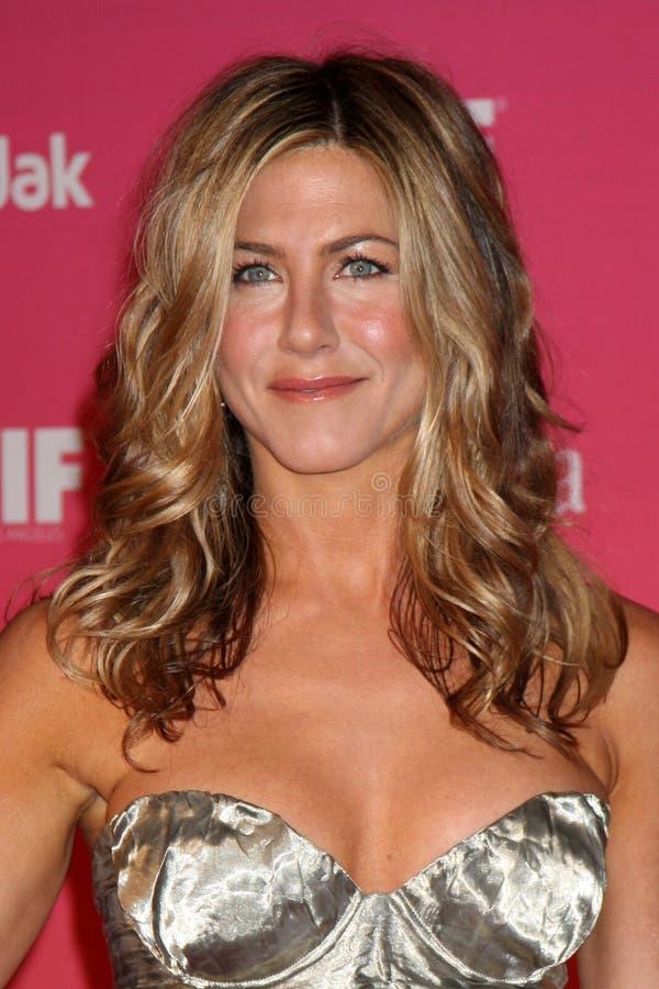 Дженнифер Aniston стоковое изображение rf