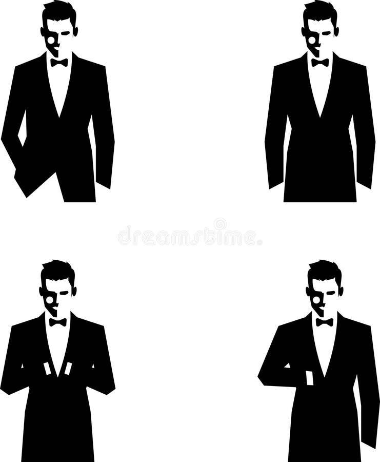 Джентльмен бесплатная иллюстрация