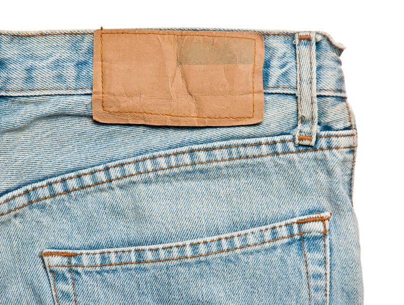 джинсыы детали стоковые изображения