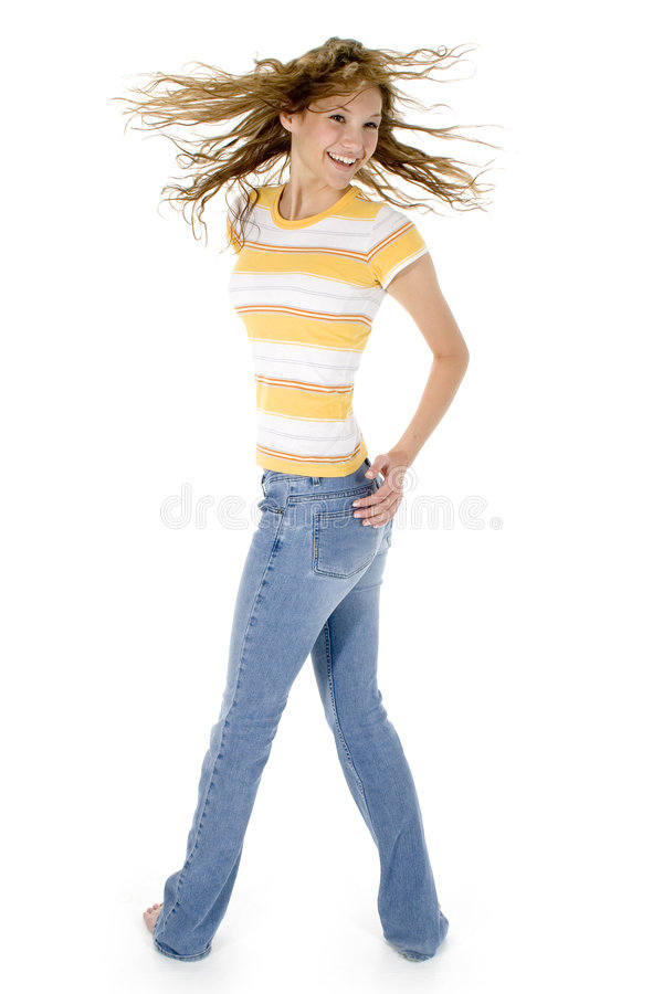джинсыы стоковое изображение rf