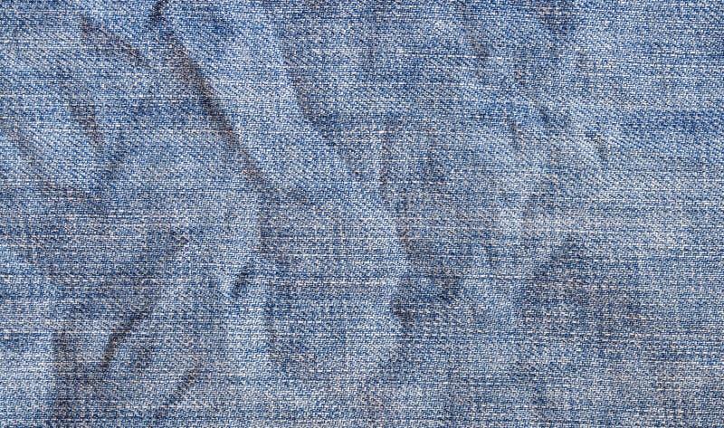 Джинсы текстурируют, ткань стоковые изображения rf