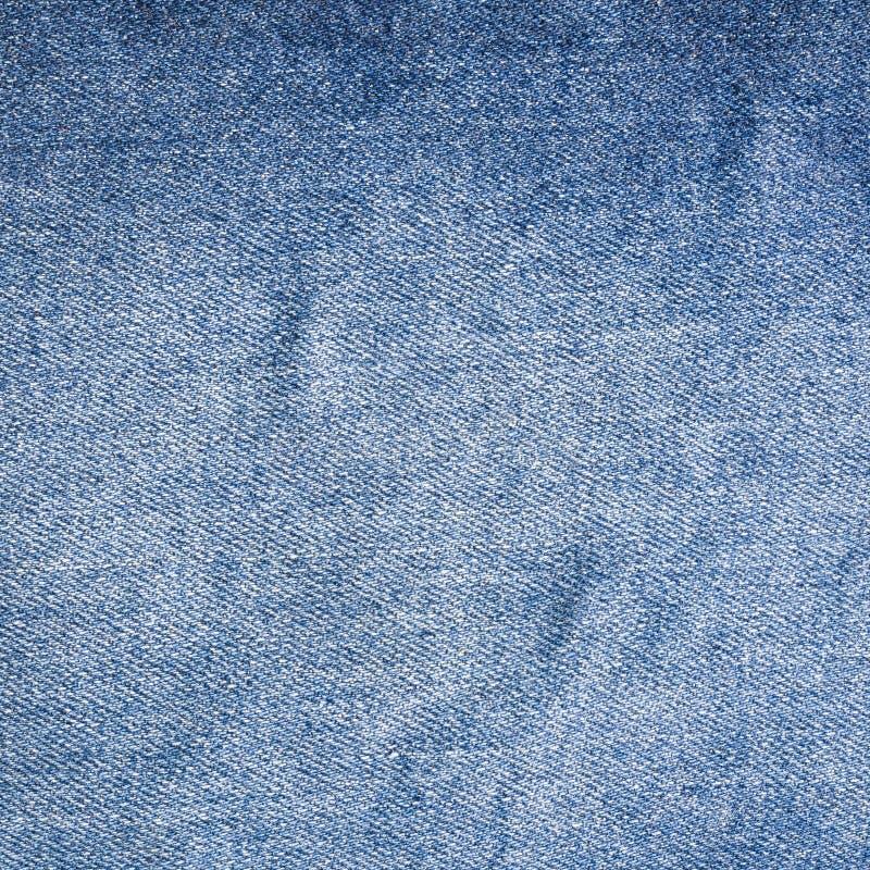 Джинсы текстурируют, ткань стоковая фотография rf