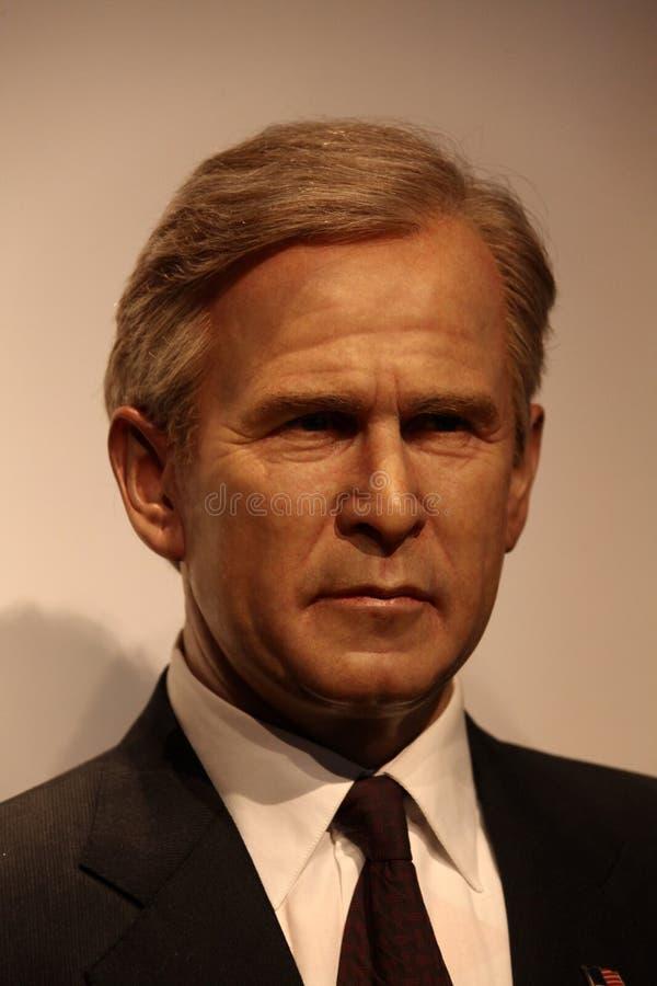 Джордж w куст стоковое изображение