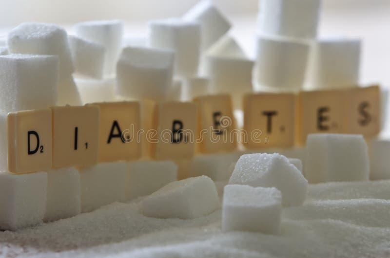 Диабет стоковое изображение