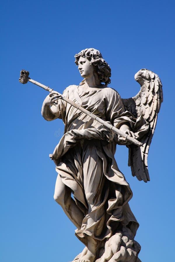 Диаграмма ангела стоковое изображение rf