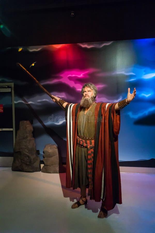 Диаграмма воска Моисея стоковое фото rf
