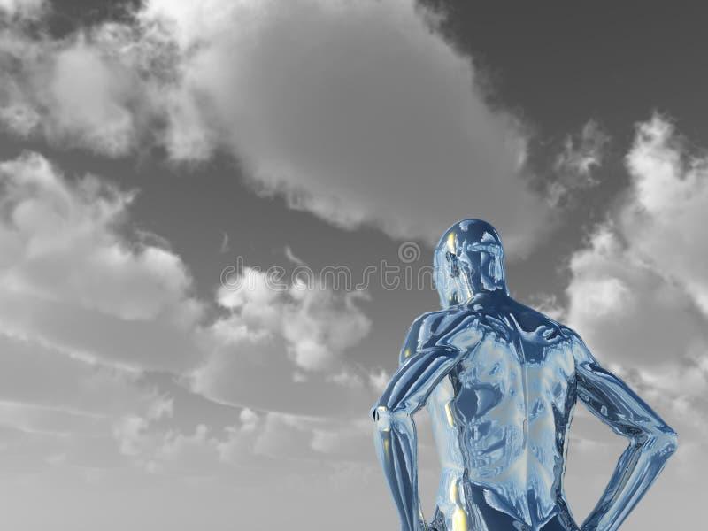 диаграмма человек крома бесплатная иллюстрация