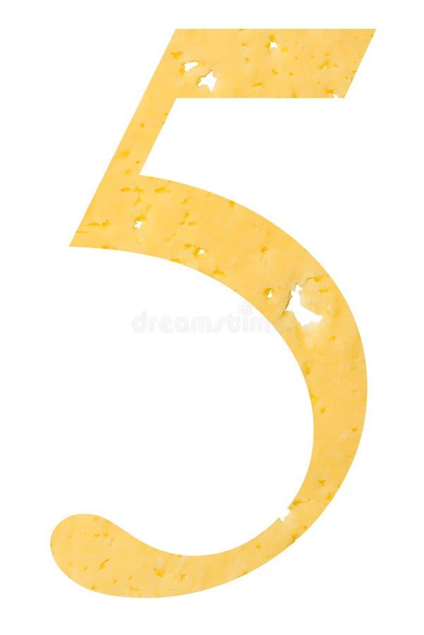 Диаграмма 5 бесплатная иллюстрация