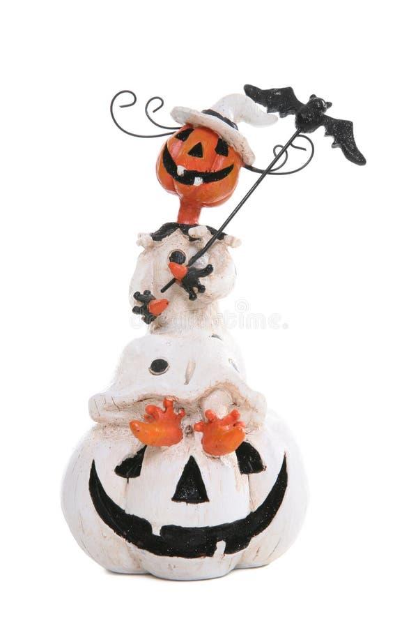 диаграмма halloween стоковая фотография