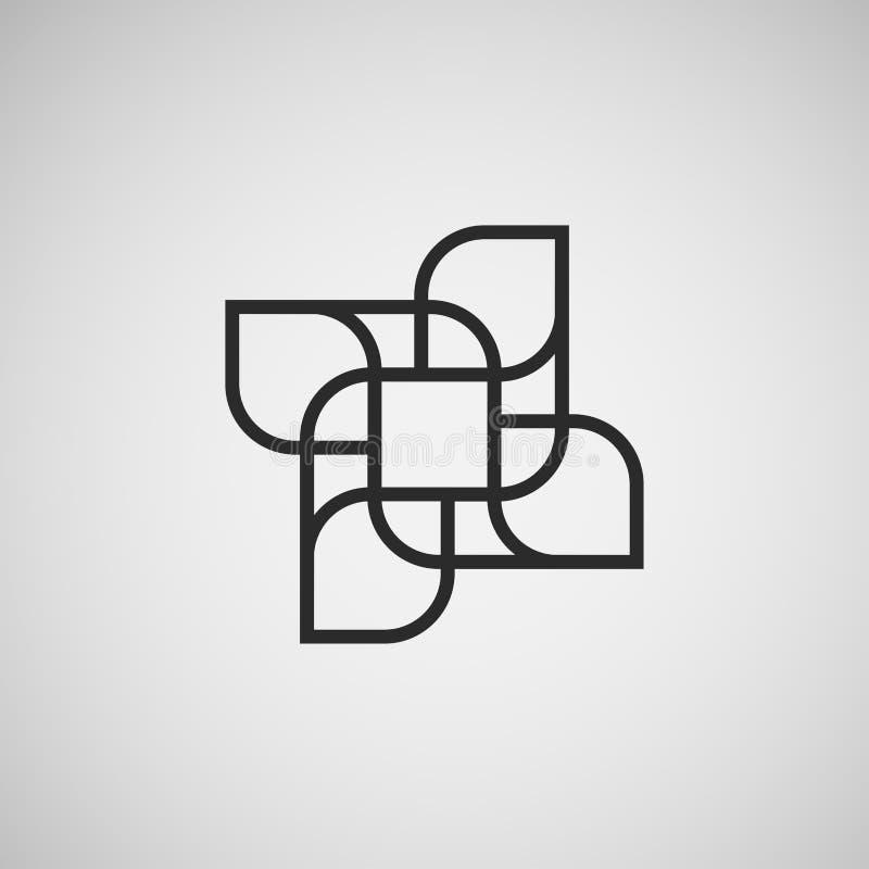 Диаграммы дизайн вектора абстрактные шаблона стоковая фотография rf
