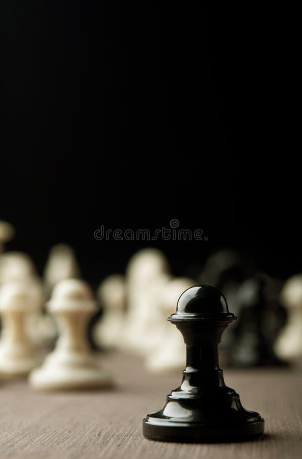 Диаграммы шахмат стоковое фото
