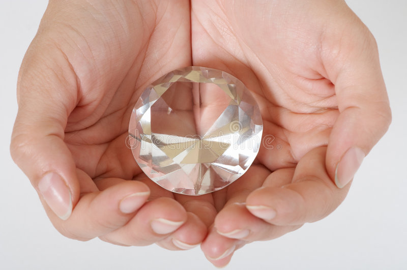 диамант 3 стоковое изображение