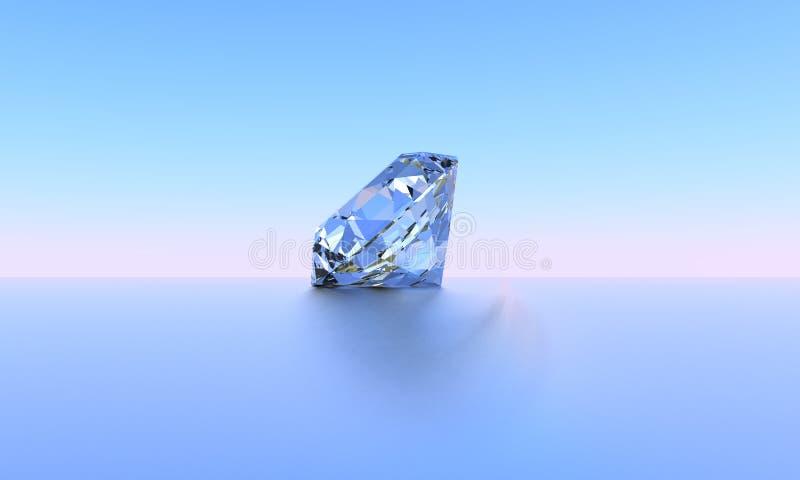 диамант стоковое изображение rf