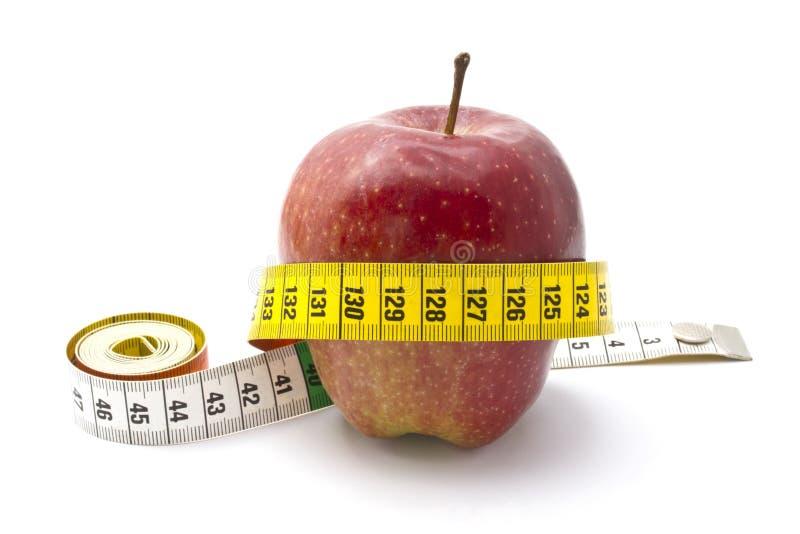 диетпитание яблока стоковые изображения rf