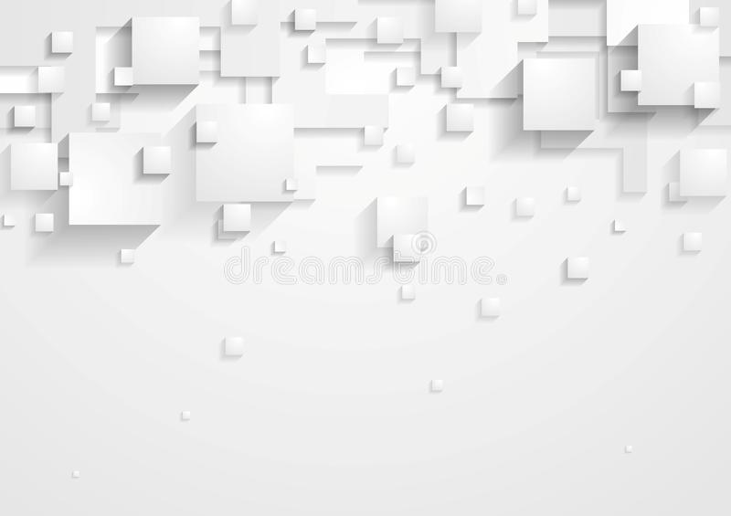 Download Дизайн абстрактного корпоративного техника серый Иллюстрация вектора - иллюстрации насчитывающей шикарно, крышка: 40577248