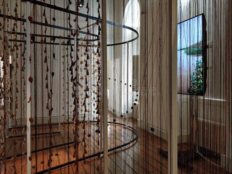 Дизайн биеннале 2018 Лондона стоковая фотография