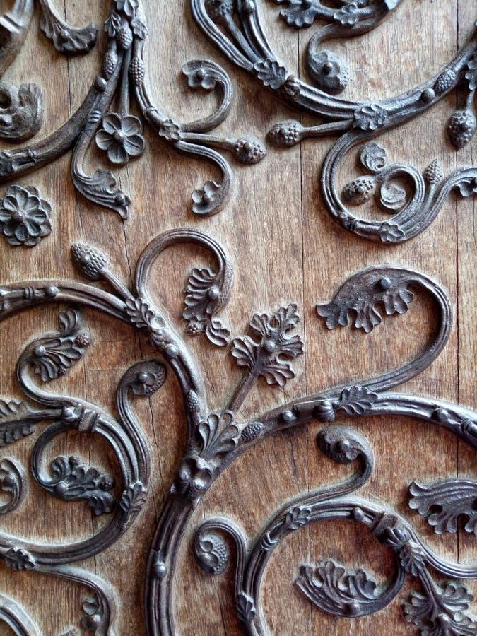 Дизайн двери стоковое изображение