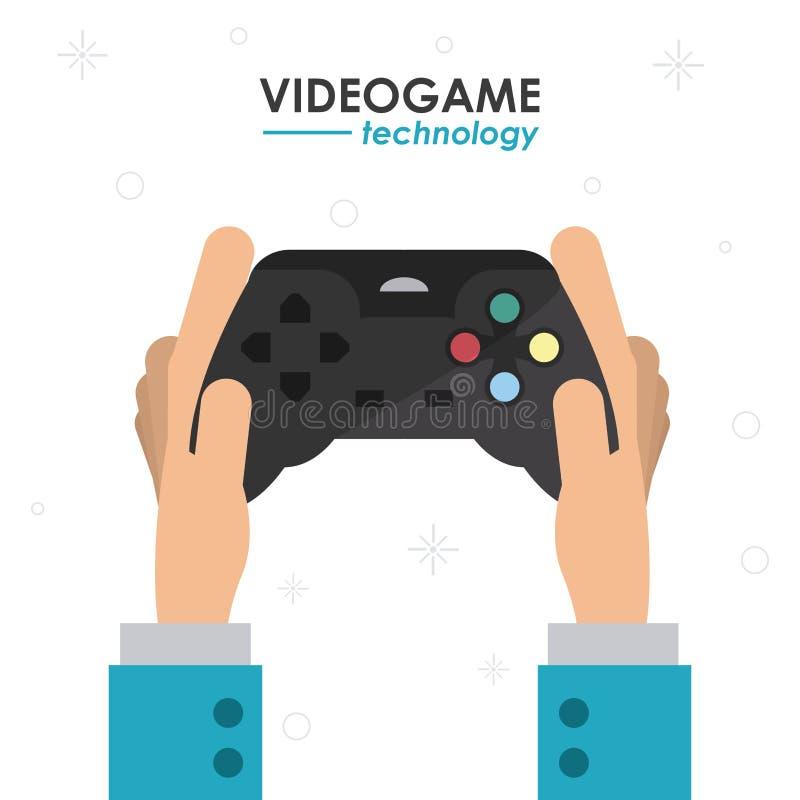 Дизайн видеоигры бесплатная иллюстрация