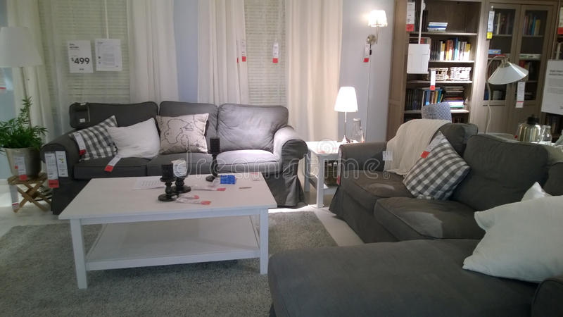Дизайн живущей комнаты стоковое изображение rf