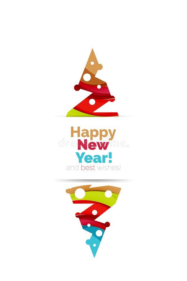 Download Дизайн знамени продвижения рождества и Нового Года Иллюстрация вектора - иллюстрации насчитывающей маркетинг, ярлык: 81804893