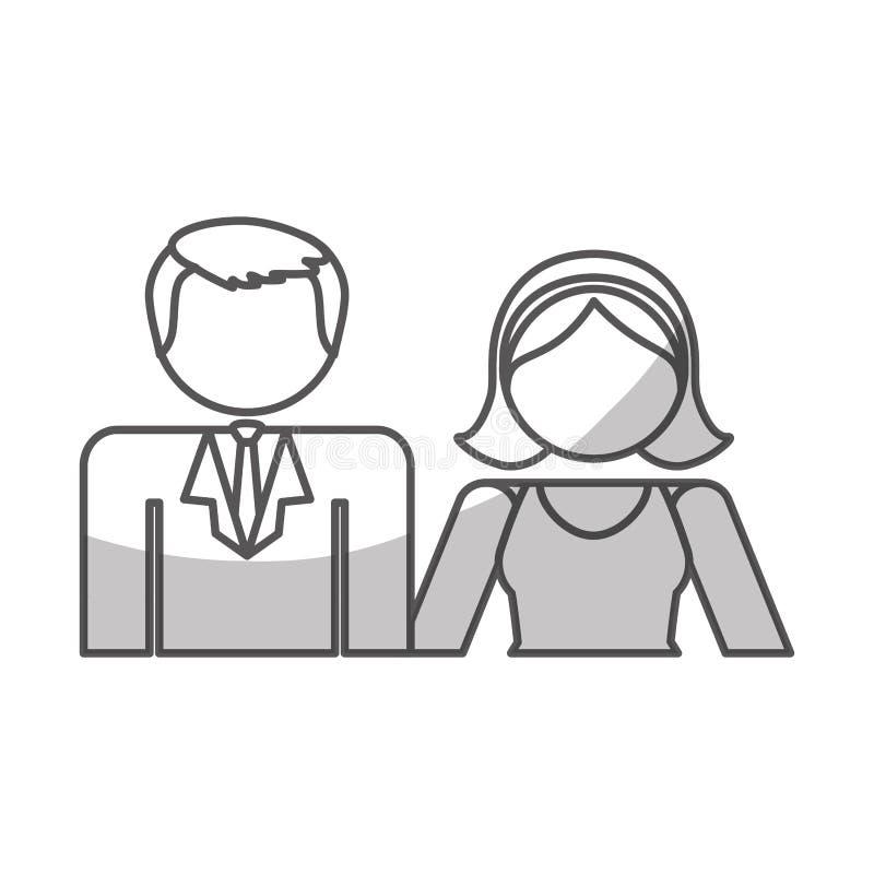 Download Дизайн значка пар иллюстрация вектора. иллюстрации насчитывающей карточка - 81801252