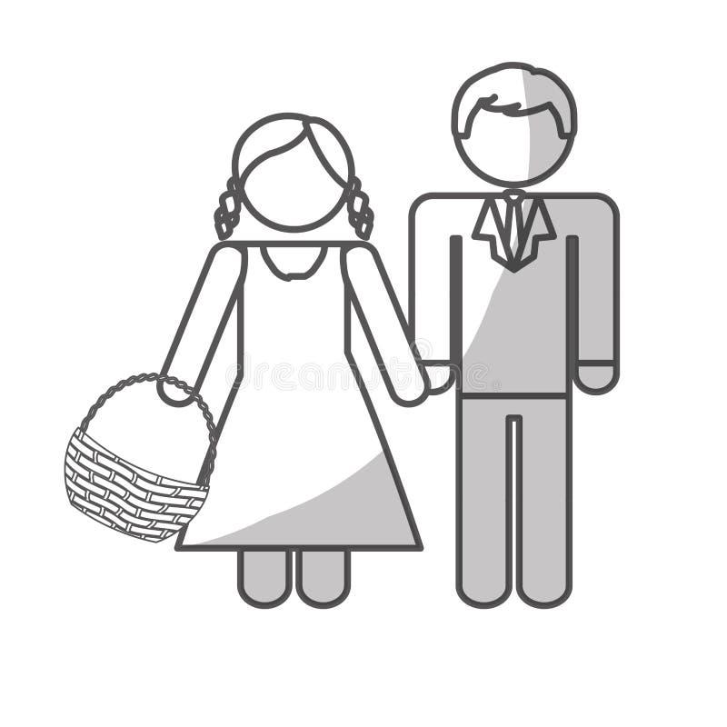 Download Дизайн значка пар иллюстрация вектора. иллюстрации насчитывающей иллюстрация - 81801397