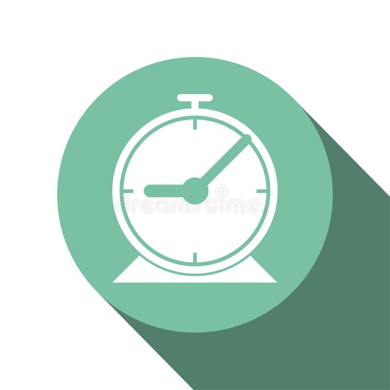 Дизайн значка часов для устанавливать время включает встречу, получает вверх, путешествующ, больше r бесплатная иллюстрация