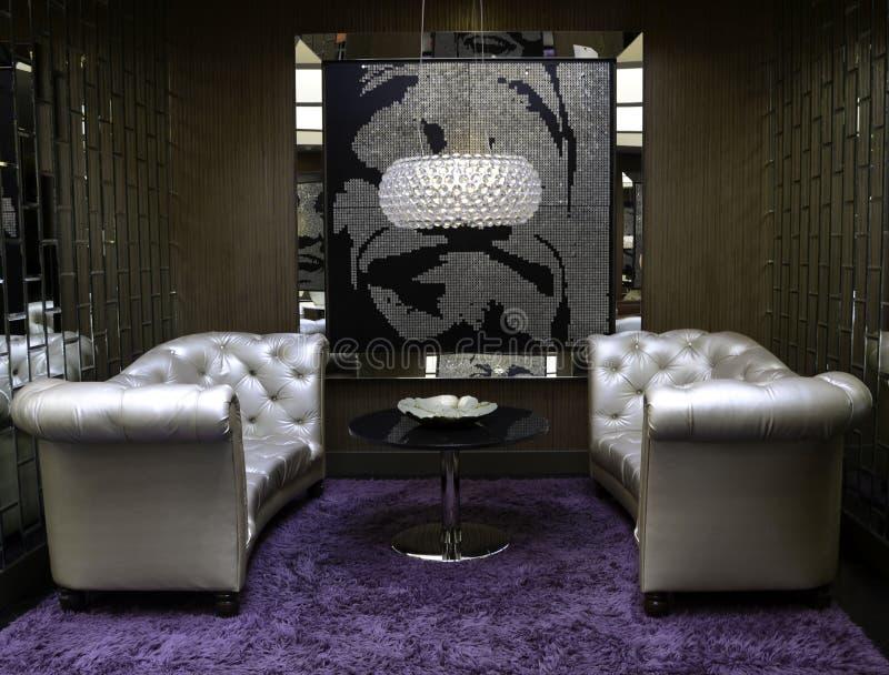 Дизайн интерьера стоковое изображение