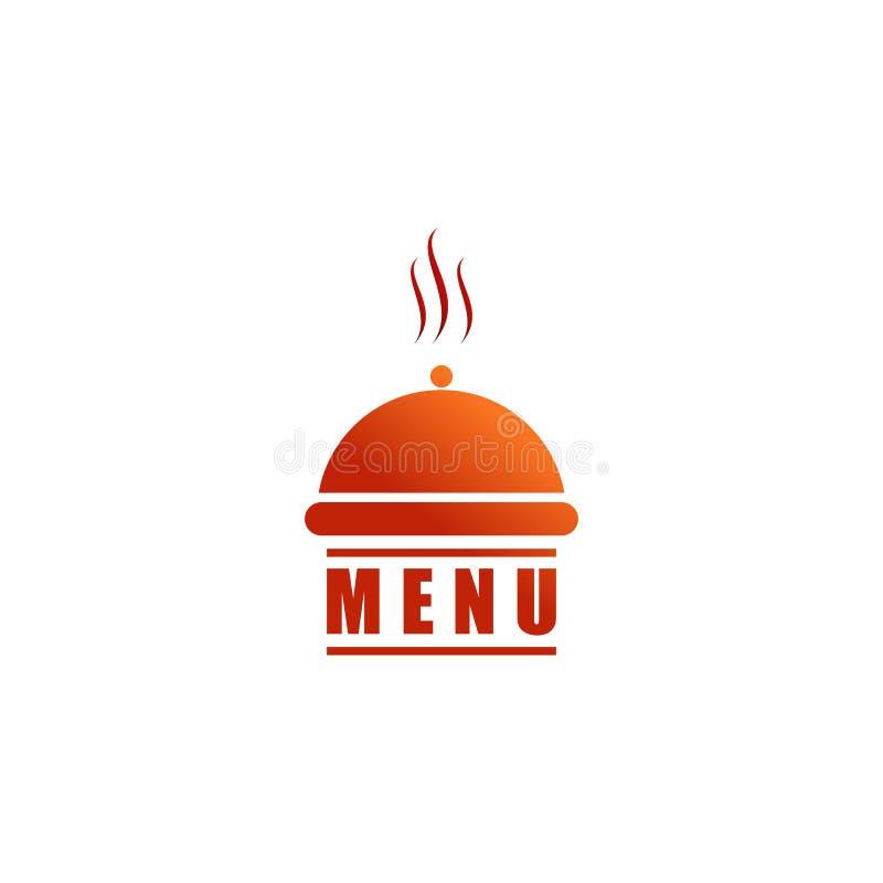 Дизайн логотипа ресторана бесплатная иллюстрация