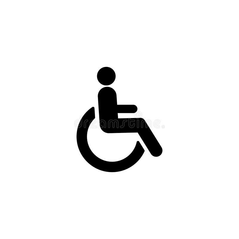 Дизайн неработающего символа значка простой иллюстрация штока