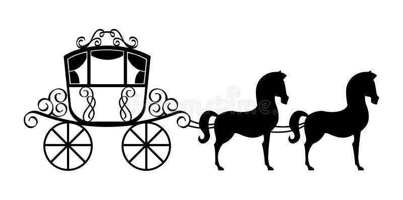Дизайн лошади бесплатная иллюстрация