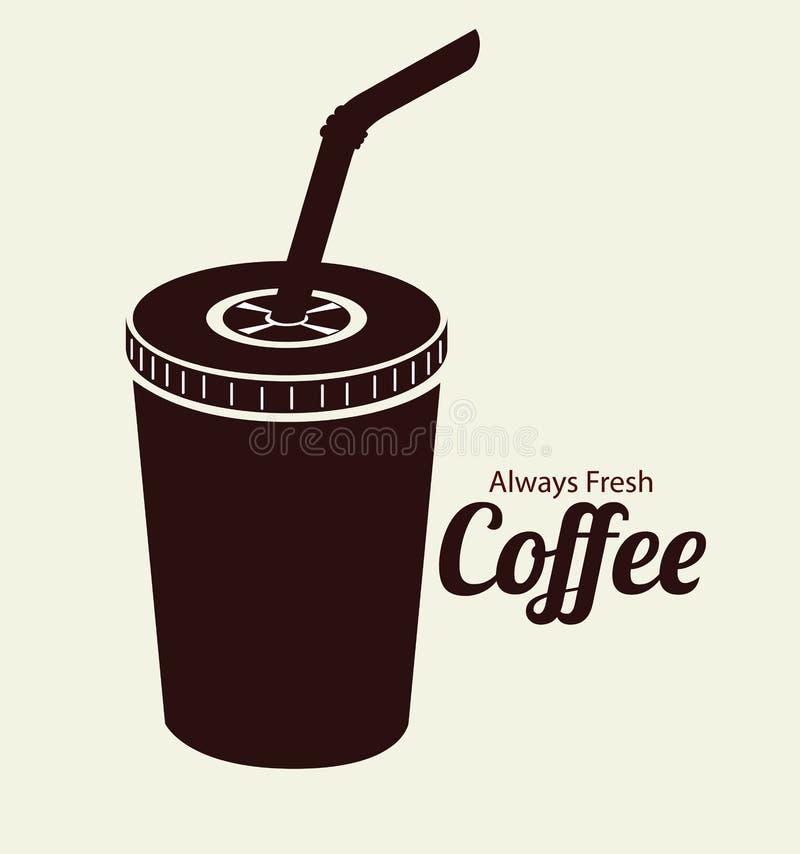 Дизайн пить иллюстрация вектора